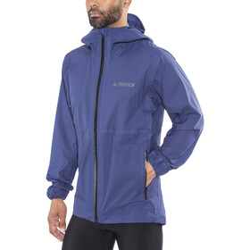 adidas TERREX Agravic 3L Jacket Herren noble indigo